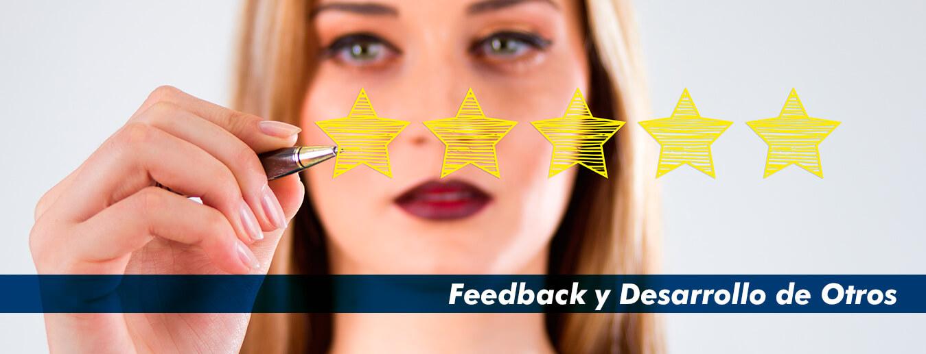 feedback y desarrollo de otros